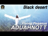 BONG Black desert T9 Aduahnott FLYING PEGASUS