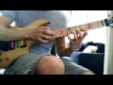 Carvin Jason Becker JB24 awesome guitar! Playing in the style of Vai.
