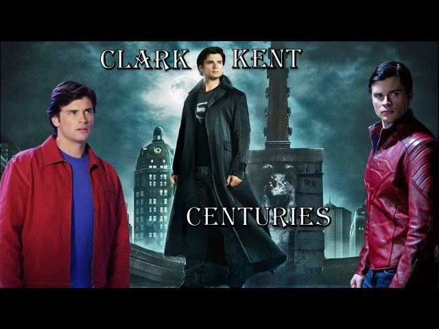 Clark Kent character tribute Centuries by Fall Out Boy a 9 vidder collaboration