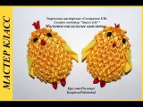 Магнит-пасхальные цыплятки   Magnet Easter chickens