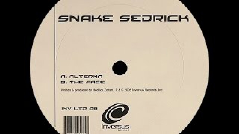 Snake Sedrick Alterna Original Mix