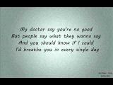 Hands To Myself - SelenaGomez (Lyrics)