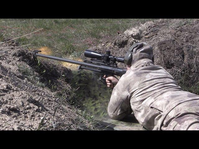 На полігоні під Житомиром десантники мали нагоду оцінити нові зразки зброї заво...