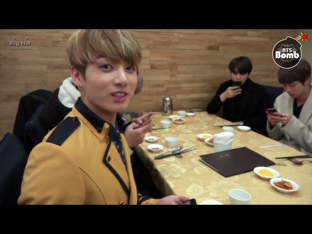 [BANGTAN BOMB] Jung Kook went to High school with BTS for graduation! - BTS (방탄소년단)