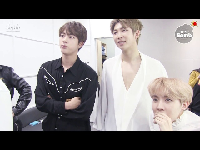[BANGTAN BOMB] Jin, RM and j-hope Monitoring Time - BTS (방탄소년단)