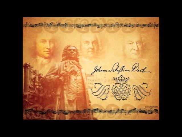 Johann Sebastian Bach - Werke für das Lautenklavier
