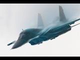 Неожиданно! Матрос эсминца испугался в прямом эфире при виде российского Су-24