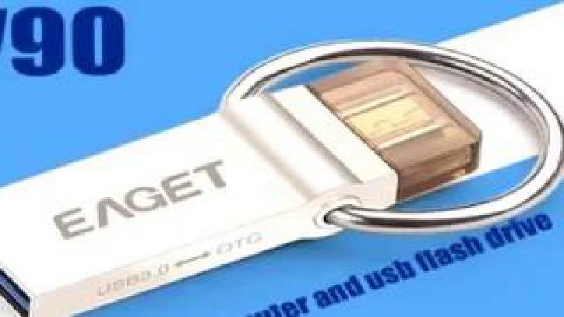 Suntrsi USB Flash Drive 64 ГБ Металла Pendrive High Speed USB Stick 32 ГБ Pen...