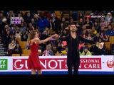 Gabriella PAPADAKIS  Guillaume CIZERON - 2016 World Championships - SD
