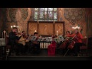 W. A. Mozart Sinfonia Concertante in E-flat major, K.364/320d in a version for string sextet