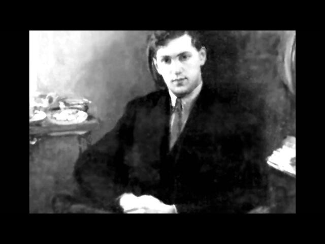 Vladimir Sofronitsky plays Schubert Sonata D 960 (1956)