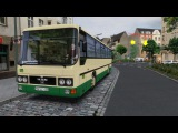 OMSI 2 - Winsenburg - MAN ÜL 272 - Line 126: Gardelegen - Im Passsiepen.