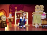 Beauty and the Beast Retelling - LEGO Disney Princess
