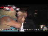 Canlı yayınlarda meydena gelen öpüşme kazaları-Best Funny live kissing accident - Dailymotion Video