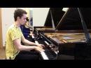 Guren no Yumiya - Shingeki no Kyojin [piano duet with student]