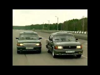 Tuning GAZ Volga / Тюнинг Волги в 90-е! ГАЗ-3102, ГАЗ-3110.
