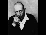 Igor Stravinsky plays Stravinsky Piano Sonata (1924)
