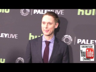 Samuel Barnett at the PaleyLive LA Dirk Gently's Holistic Detective Agency Premiere Screening And