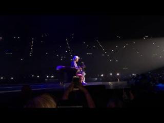 Justin Bieber 'Cold Water' Purpose Tour live 17/10/16 Birmingham