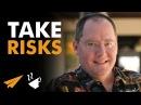 Take RISKS - John Lasseter - #Entspresso