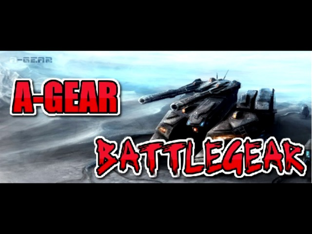 A-GEAR BATTLEGEAR