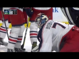 Gotta See It- Bobrovsky robs Parise from point blank range with spectacular glove save