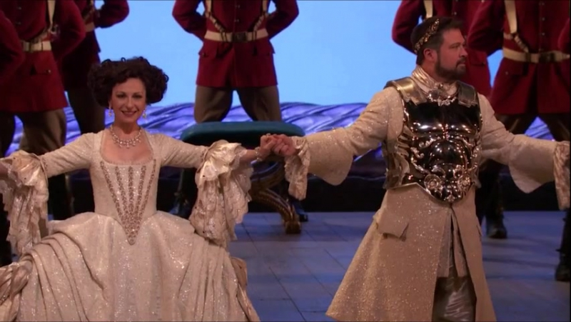 Haendel - Giulio Cesare. Metropolitan Opera House, 27.04.2013