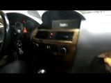 BMW замена магнитолы и кодирование