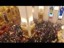 Вербное Воскресение в Георгиевском Соборе 2017