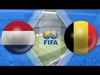 Нидерланды 1:1 Бельгия | Товарищеские матчи 2016 | Обзор матча