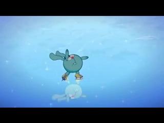 Крош!!! на льду новый опенинг