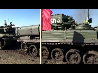 Подготовка специалистов по ремонту бронетехники ЦВО к международному конкурсу «Рембат-2017» в Челябинской области