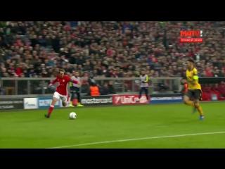 Bayern Munich - Arsenal 5-1 (2017.02.15) 1/8 UCL 2016/17