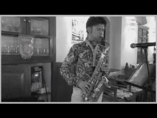 Jazz junction oleg kasper misty saxophone retro - film
