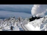 Italo disco. D White - Winter. Modern Talking style