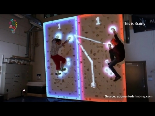 Climbing – This game looks fun to play