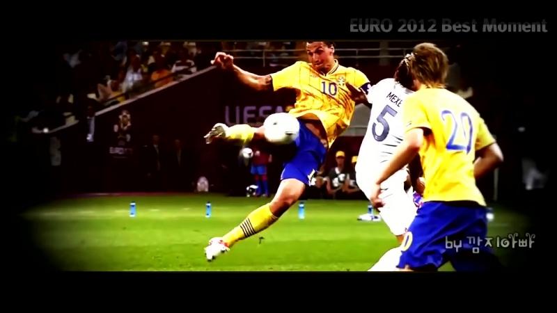 Евро-2012 • ТОП-10 голов • Лучшие моменты турнира