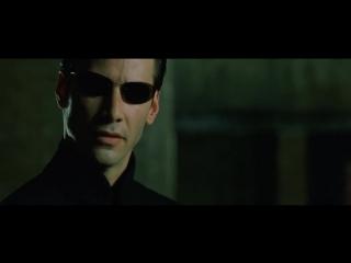 Neo vs. Agents - The Matrix Reloaded [720p]