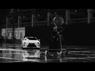 """Behind the Scenes- 2017 Lexus LC """"Man and Machine"""" Commercial"""