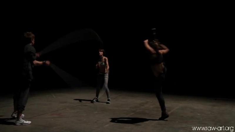 [J-Ropes] - скиппинг в цирковом номере из Киева