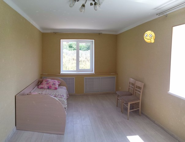 Коттедж царское село- ремонт в детской комнате