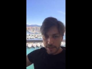 Periscope Алексея Попова. Брифинг по Монако