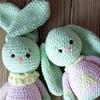 Toffi_toys: вязаные игрушки, описания, МК