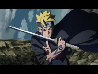 Boruto: Naruto Next Generations 1 серия русская озвучка OVERLORDS / Боруто: Новое поколение Наруто 01 / Наруто Шиппуден 501 [vk]