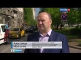 На дублере набережной Тараса Шевченко организовано одностороннее движение