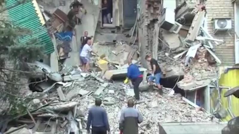 Belye Kamazy Donbass Lugansk Videopesnja spaces