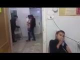 Пострадавшие жители Алеппо после атаки хлором сирийской армией (неподтверждено)