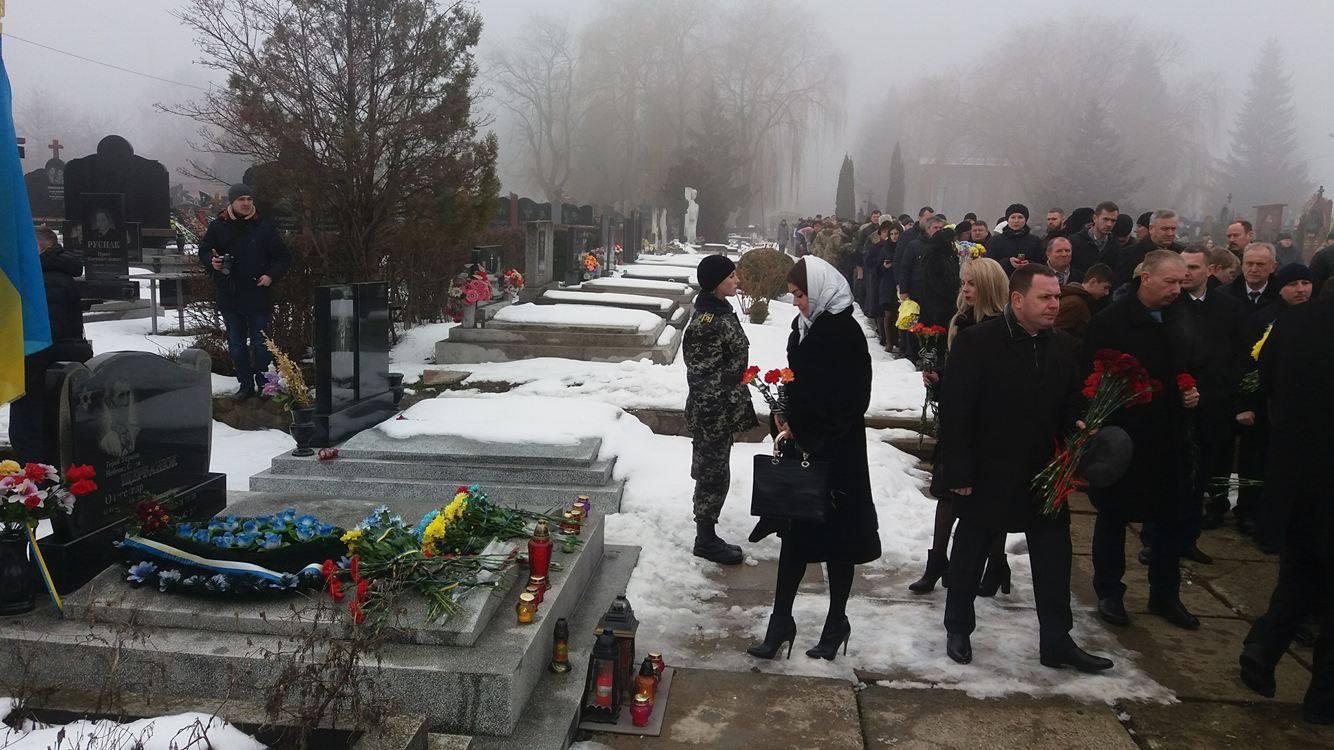 Буковина вшановує подвиг учасників Революції гідності (ФОТО)