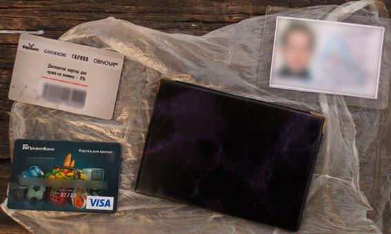 У Мамаївцях затримали 22-річного грабіжника (ФОТО)