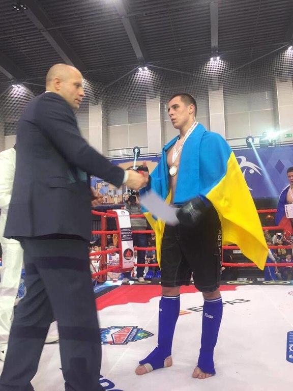 Історична перемога: буковинець виграв чемпіонат світу в Росії (ФОТО+ВІДЕО)